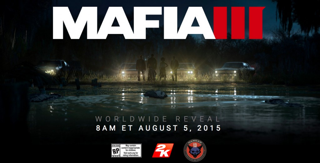 Mafia 3 Confirmed, Full Reveal Coming Next Week